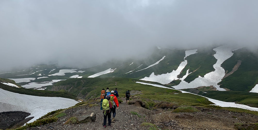 Daisetsuzan Crossing 2-Day Guided Hiking Tour