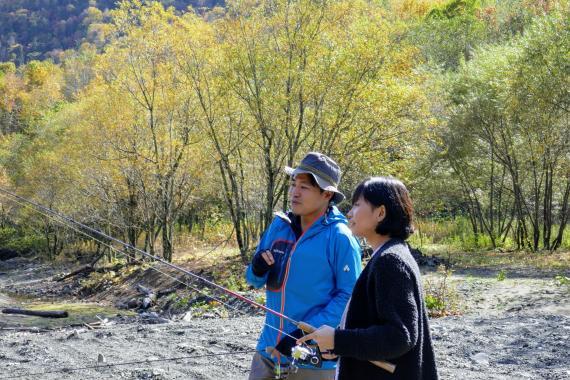 The Untouched Nature of Hokkaido: Nature, History and Everyday Life of Hidaka Mountains and Sarugawa River (2 nights, 3 days)