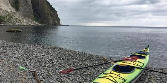 Sea Kayak and Hiking Tour: A Day Full of Adventures and Outstanding Landscapes